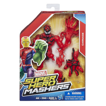 Marvel Avengers Super Hero Mashers CARNAGE Action Figure