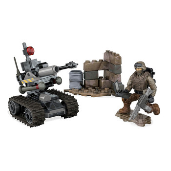 Mega Construx Call of Duty ASSAULT DRONE Collector Construction Set