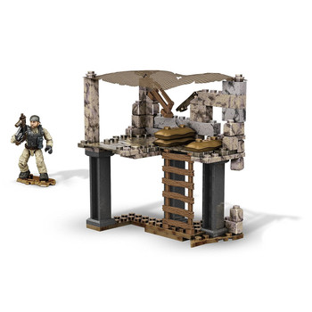 Mega Construx Call of Duty RECON OUTPOST Collector Construction Set