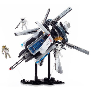Mega Bloks Call of Duty ODIN SPACE STATION STRIKE Collector Construction Set