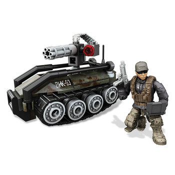 Mega Bloks Call of Duty UGV DRONE Collector Construction Set