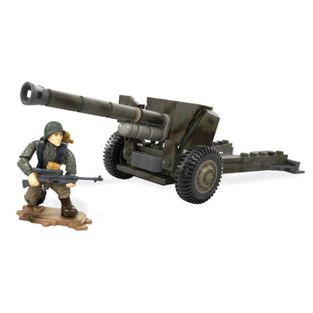 Mega Construx Call of Duty ANTI-TANK GUN Collector Construction Set