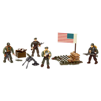 Mega Construx Call of Duty CLASSIC INFANTRY PACK Collector Construction Set
