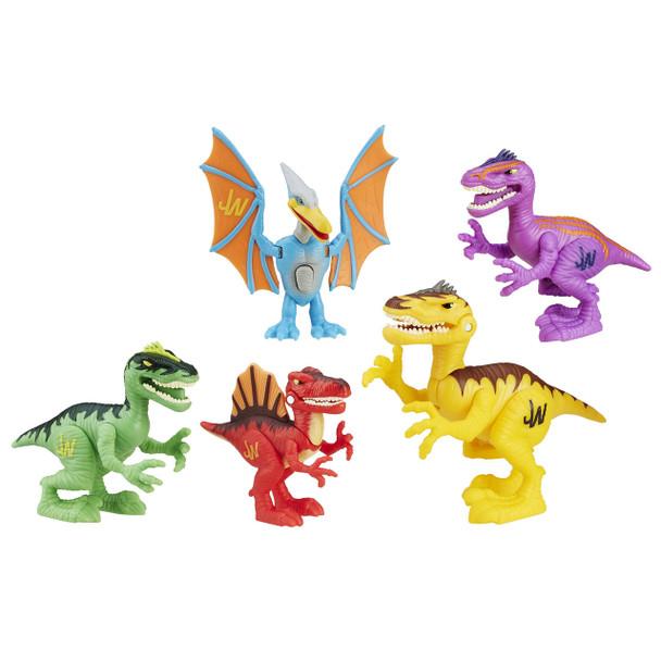 Jurassic World DINO RUMBLE PACK