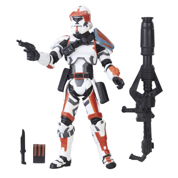 """Star Wars The Black Series 3.75"""" #31 REPUBLIC TROOPER (The Old Republic) Action Figure"""