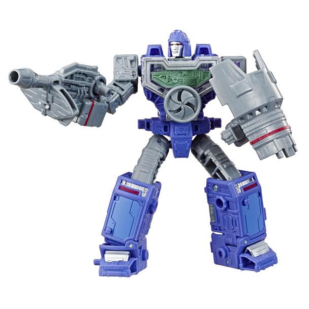 Transformers War for Cybertron: Siege Deluxe Class REFRAKTOR Action Figure