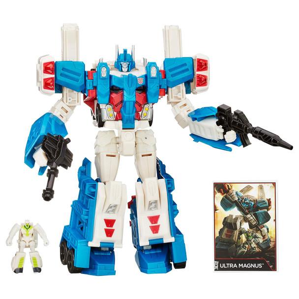 Transformers Combiner Wars Leader Class ULTRA MAGNUS