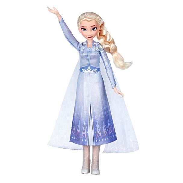 Disney Frozen II Singing ELSA Fashion Doll