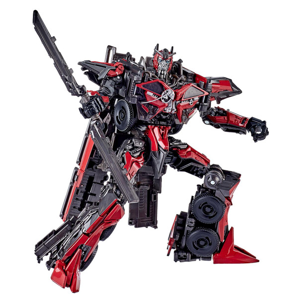 Transformers Studio Series #61 Voyager Class Dark of the Moon SENTINEL PRIME in robot mode.