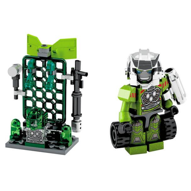 Kre-O Transformers Age of Extinction Custom Kreon AUTOBOT RATCHET Buildable Mini Figure