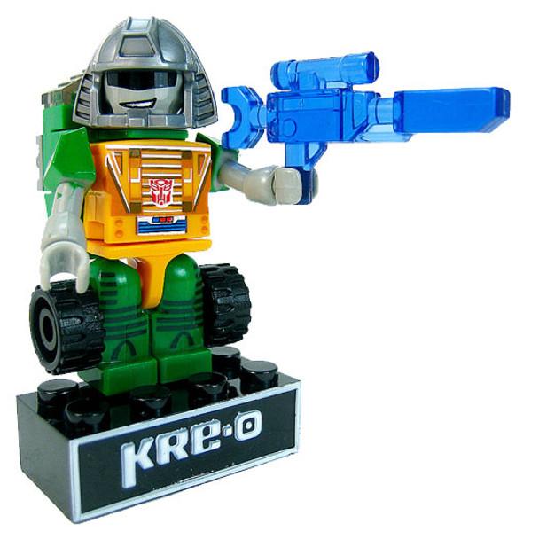 Kre-O Transformers Micro-Changers Kreon BRAWN Buildable Mini Figure