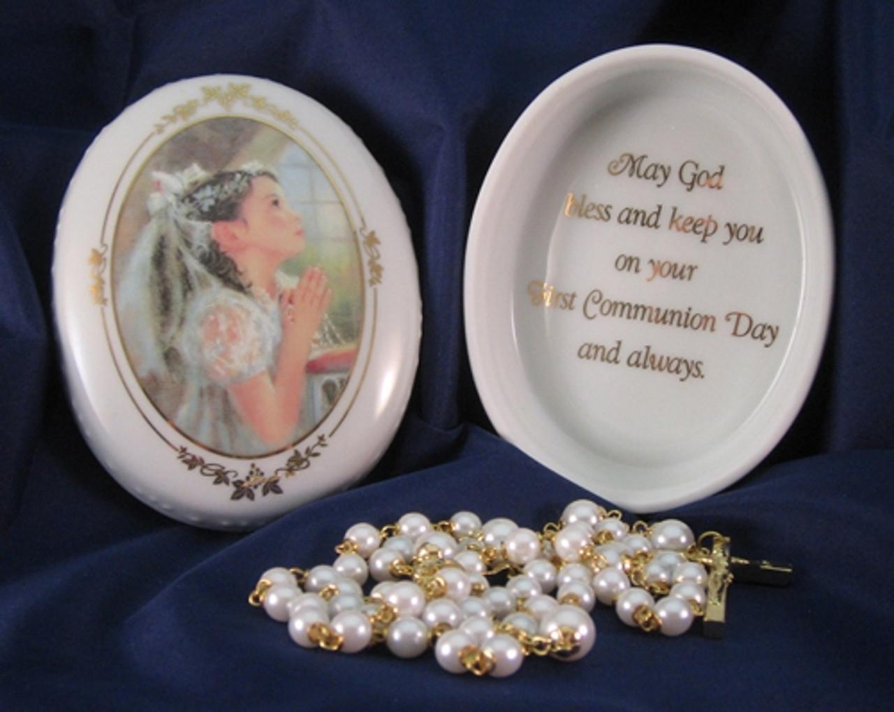 Rosary & Rosary Case