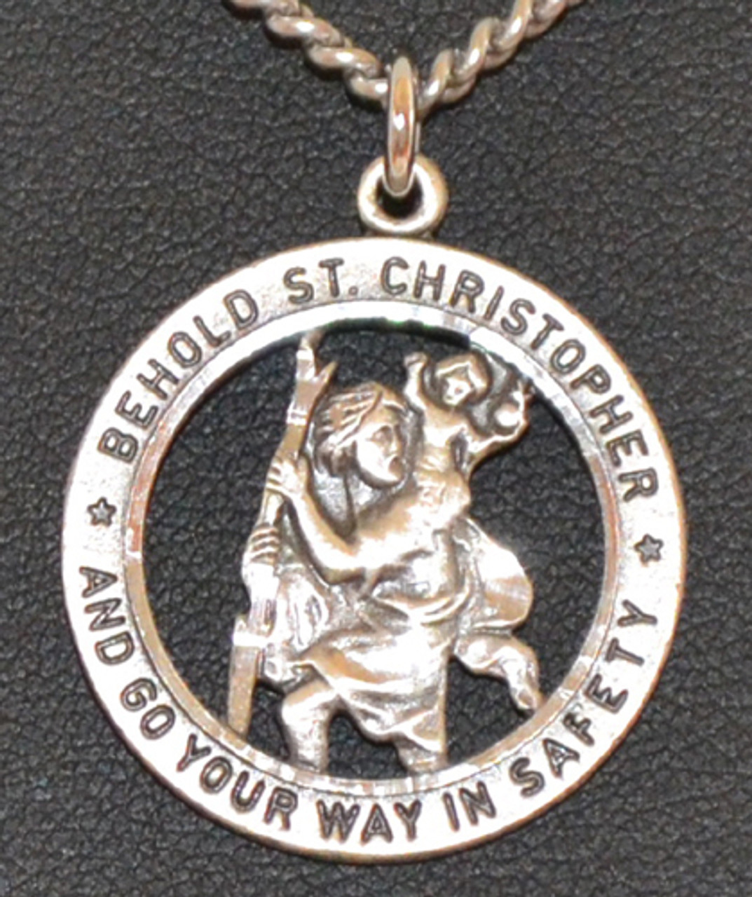 Necklaces - Patron Saint Medals