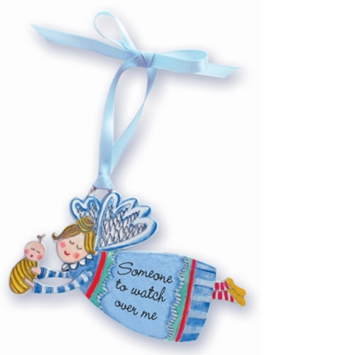 Lisa's Catholic Treasures, blue angel crib medal, CA Gift