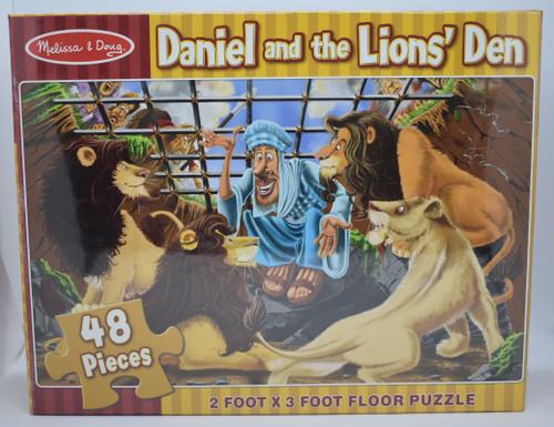 LCT - M&D Daniel & lions puzzle