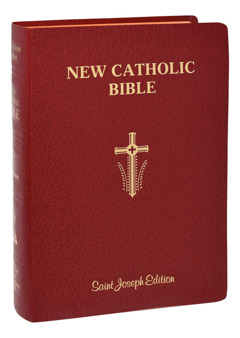 LCT - The Catholic Bible, GIANT Print