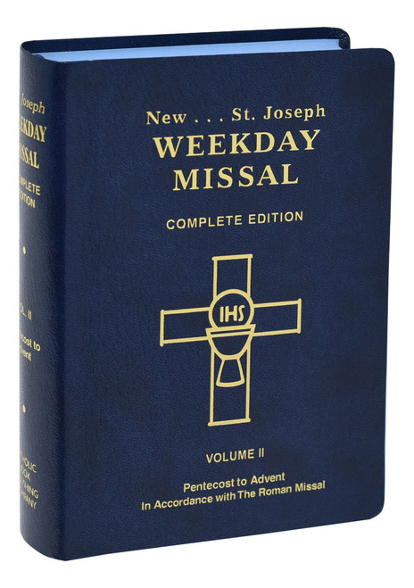 LCT - CBC - weekday missal, vol II