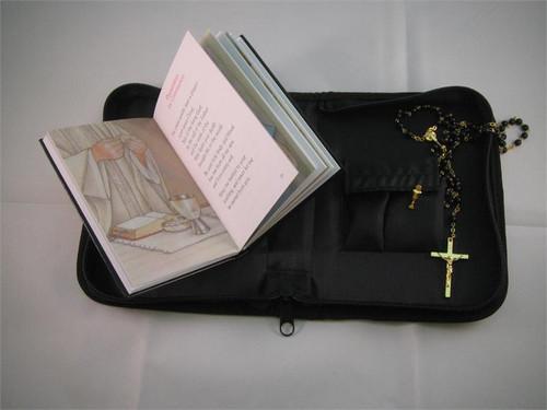 Boy's First Holy Communion Folder 4-piece Set, by Roman