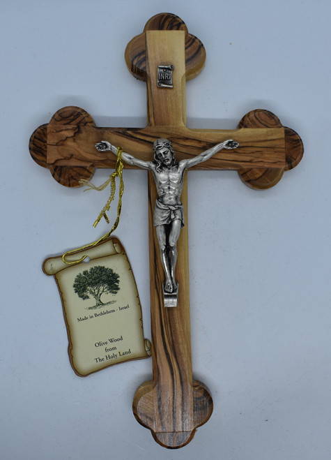 LCT-OW - Orthodox crucifix, 8""