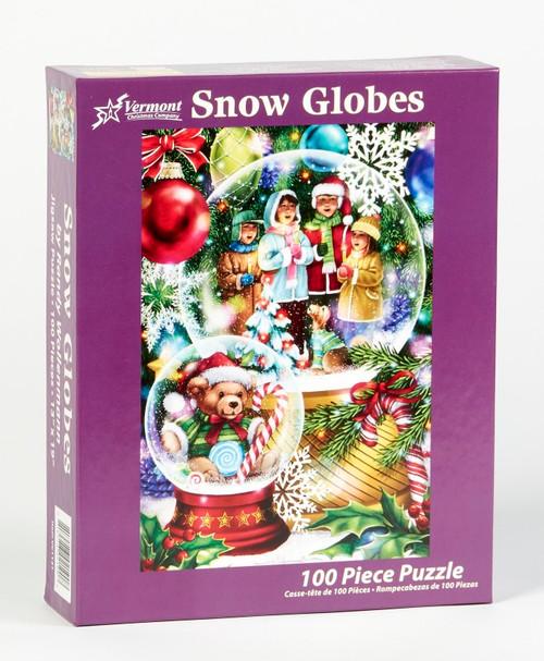 LVT-VCC snow globes