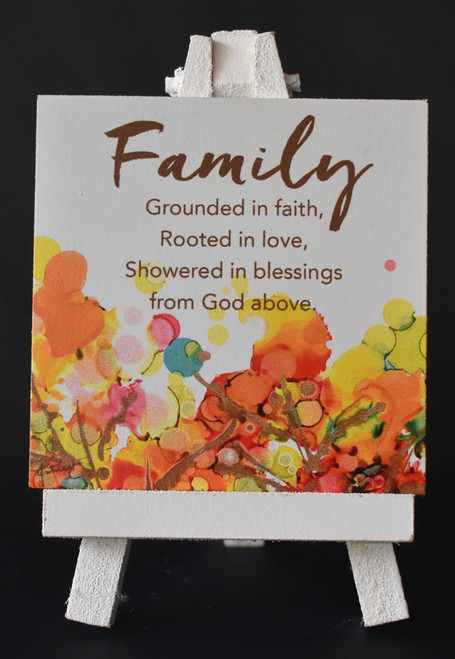 LCT-CA Gift - family plaque