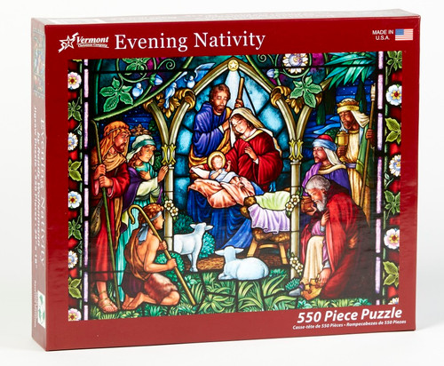 LCT-VCC - Evening Nativity - 550 pc