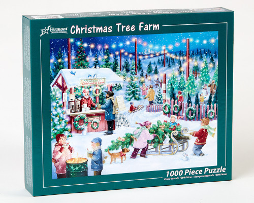 LCT-VCC 0- Christmas Tree Farm, 1,000