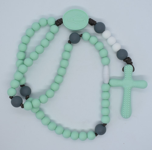 LCT-CL - Mint & Grey