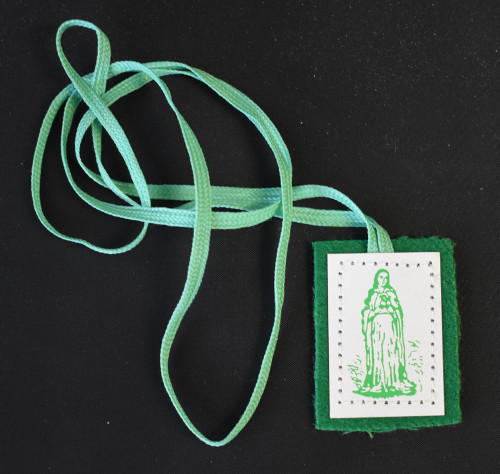 LCT-Green Scapular