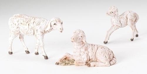 LCT-F White sheep family