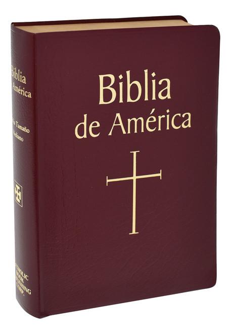 LCT-CBP - Burgundy spanish Bible