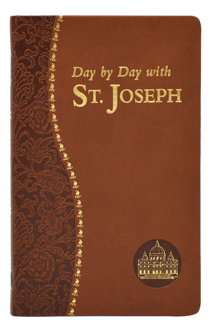 Day By Day with St. Joseph Meditation Book, part of the Spiritual Life Series