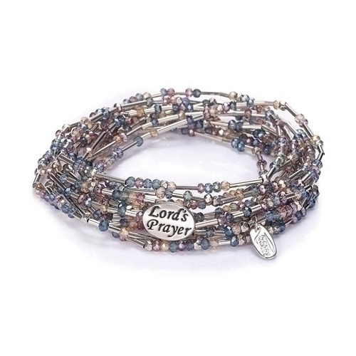 LCT-AA - Lord's Prayer necklace/bracelet