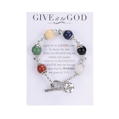 LCT-AA - Give It To God bracelet