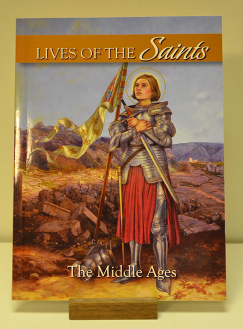 Lives of the Saints - The Middle Ages Pamphlet, ages 5-9