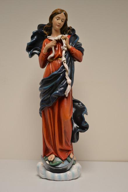 """Mary, Undoer of Knots, by Joseph's Studio 10"""""""