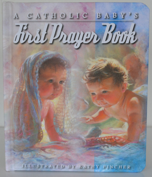 Baby's first prayer book, cover