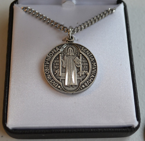 Large St. Benedict medal