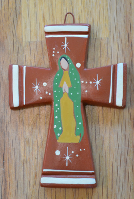 Our Lady of Guadalupe Cross, Art and Faith Cross