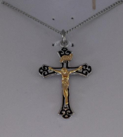 RP Crucifix, close