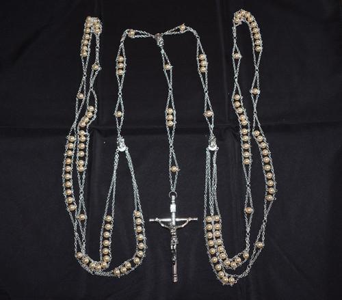 ladder lasso rosary, 1