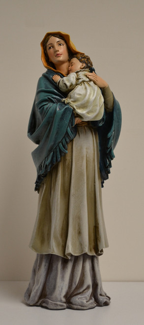 Madonna of the streets - full front