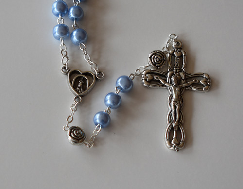 Contreras Blue Glass Pearl-1