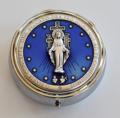 MM Rosary Box-CD