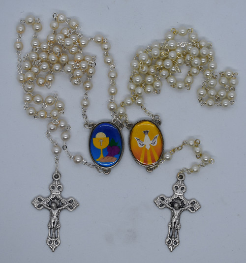 LCT-Contreras Restored Order White rosary