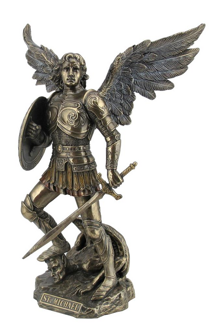 "10"" St Michael the Archangel"