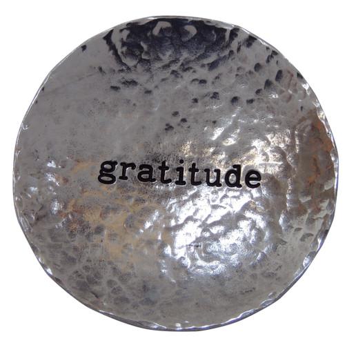Lisa's Catholic Treasures - Gratitude trinket dish