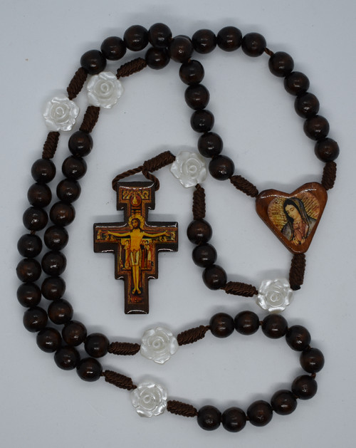 Lisa's Catholic Treasures, Contreras, Our Lady of Guadalupe Rosary