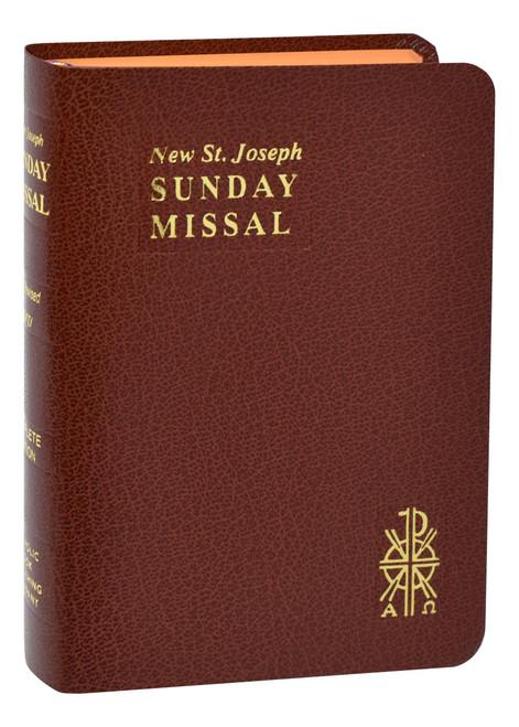 Lisa's Catholic Treasures, ST. Joseph Sunday Missal