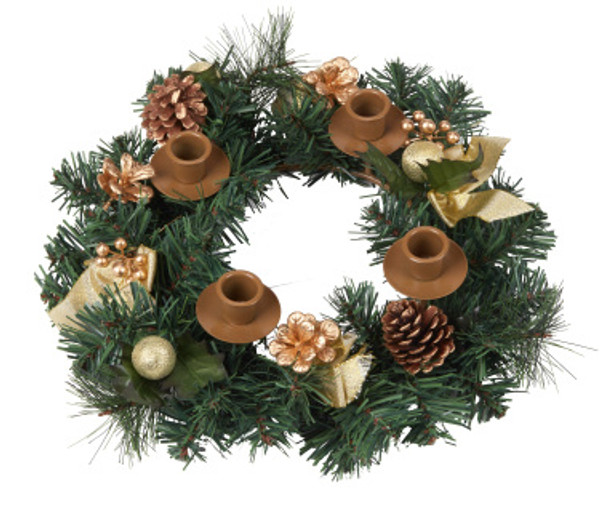 LCT-VCC,  Advent Wreath